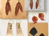 Learn to Make Earrings! April W19