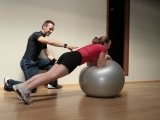 Stability Ball, Session I