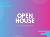Virtual Open House: Summer Session 4 & 5