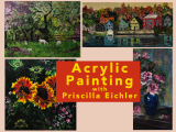 Adult Acrylic Painting