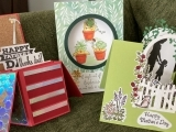 Spring DIY Card Kit