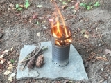 Make Your Own Backpacking Stove