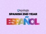 Spanish II (Option 1) $638*