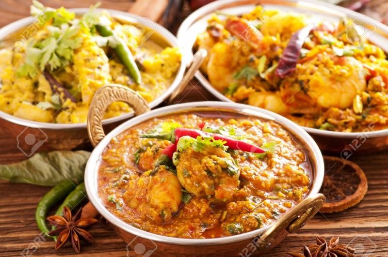 Original source: http://previews.123rf.com/images/yatomo/yatomo1205/yatomo120500065/13642512-Indian-food-specialities-Stock-Photo-curry.jpg
