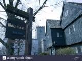 Haunted Happenings Salem, MA at Night! - Fall 2018