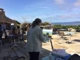 PT 605EI Plein Air Painting in Ireland with Joe Sweeney
