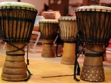 Drumming & Percussion (Session 1)