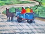 Acrylic Painting, Intermediate Session I