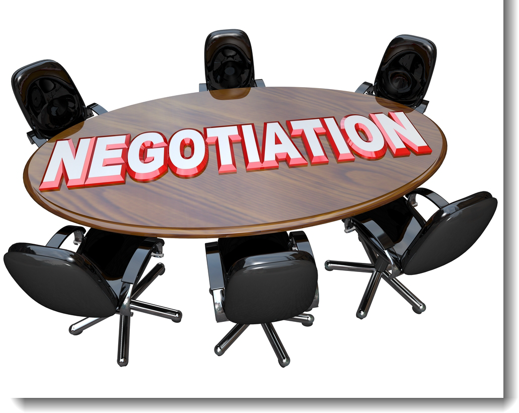 Negotiation: Get What You Want 5/6