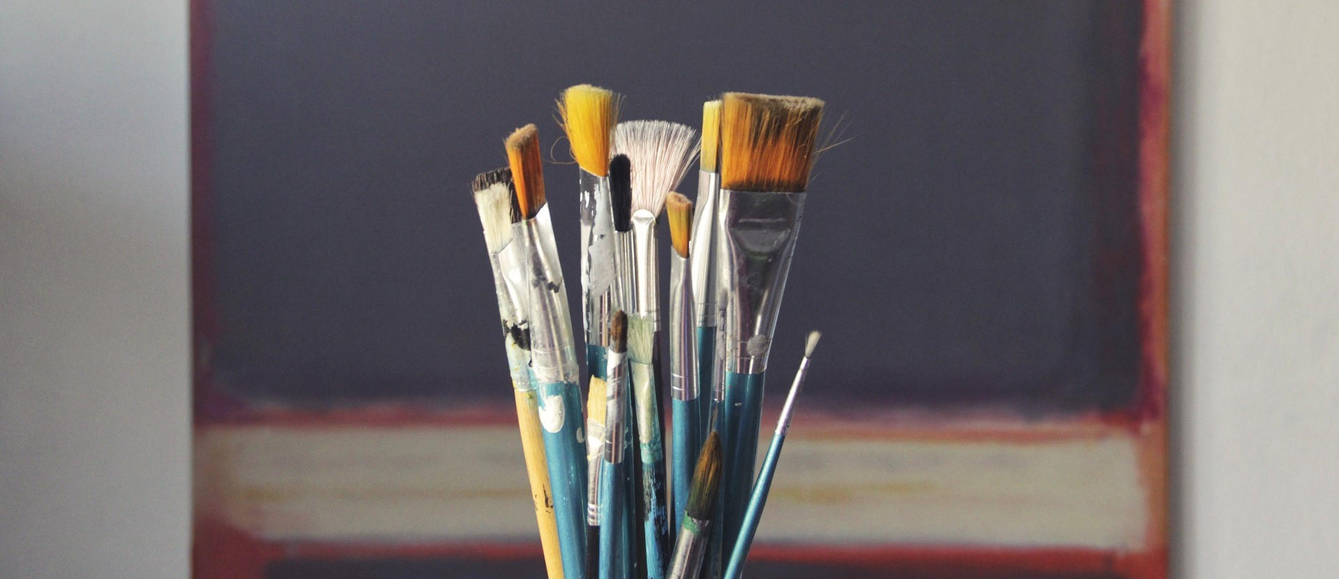 Brushes & Brews - Paint Your Pint!