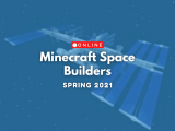 [Online] Minecraft Space Builders
