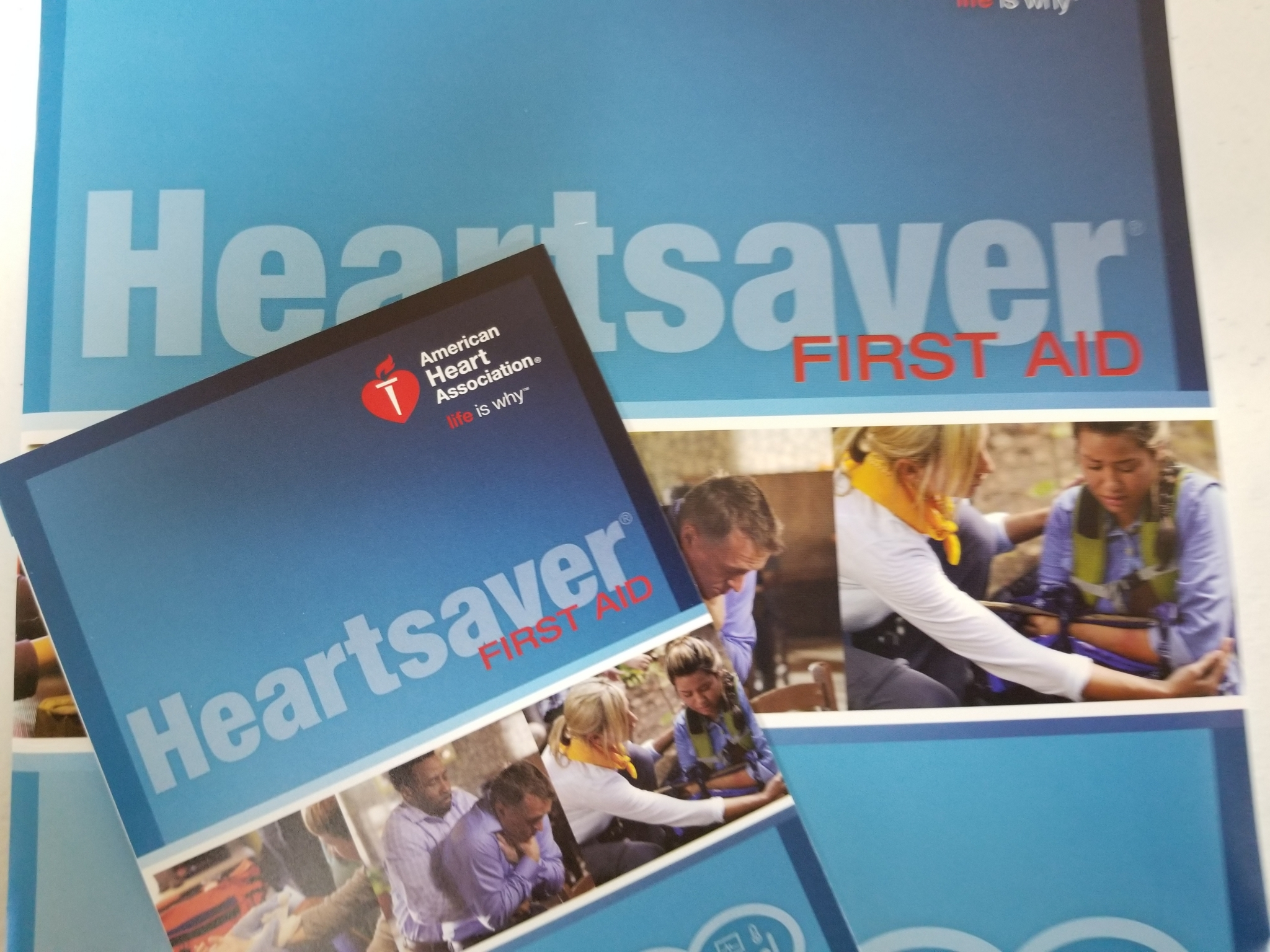AHA Heartsaver First Aid Classes