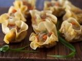206F17 Dim Sum Rose Dumplings