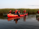 August Full Moon Canoe Tour