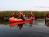 August Full Moon Canoe Tour