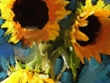 Virtual Paint Night: Sunflowers