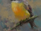Pastel Painting - Torrington