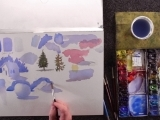 Exploring Watercolor with Lorraine
