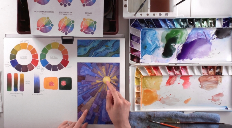 Original source: https://watercolorpainting.com/staging/wp-content/uploads/2018/01/color-theory-basics-step-5.jpg