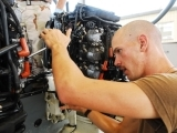 Marine Engine Maintenace