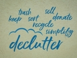 Getting Organized - Session 1: Decluttering for the Holidays