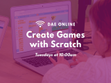 Create Games in Scratch