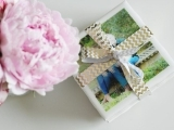 PERSONALIZED TILE COASTERS
