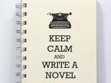 Novel Preparation: Writing Your First Novel