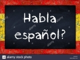 Speak Spanish