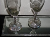 Bling It Baby Wine Glass
