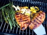 Grillin' with Dad