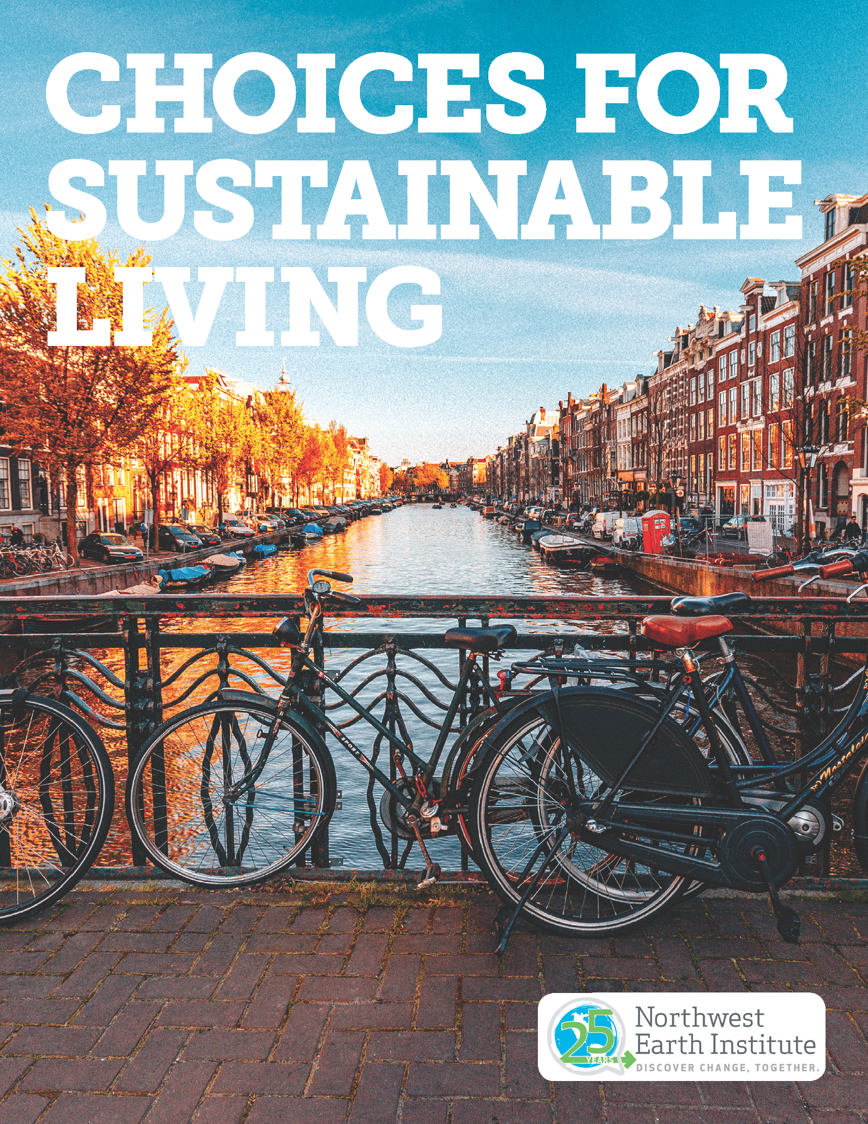 Reading Discussion Series: Choices for Sustainable Living