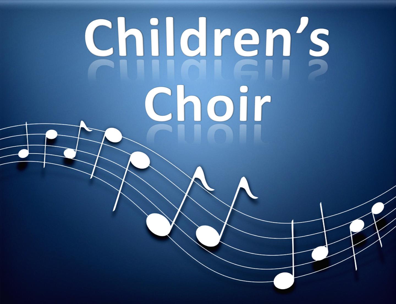 3rd Period: Choir (1-5th grade)