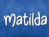 AGES 5-8 Summer Camp Session 4 MATILDA