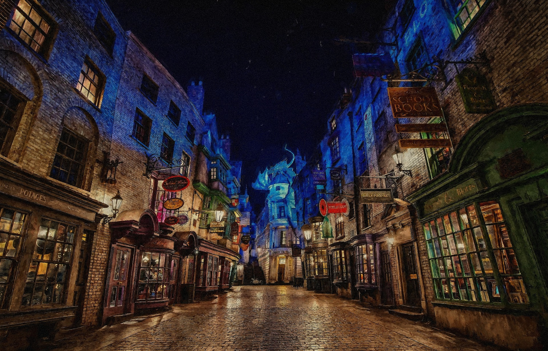 Art and Science of Harry Potter