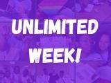 Unlimited Week!