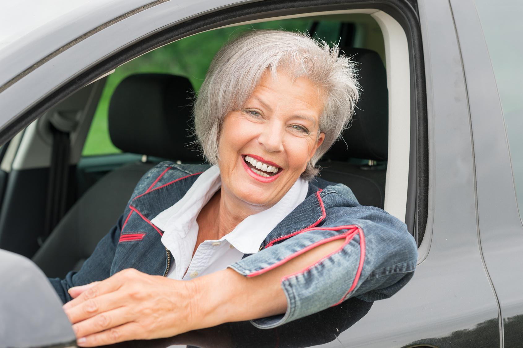 Driving Dynamics for Seniors