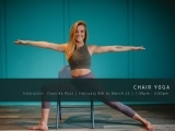Session II Chair Yoga