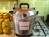 Canning: Pressure Canning