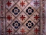 Historic Floor Cloths Messalonskee F18