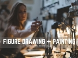 Figure Drawing & Painting: Session II