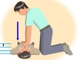 CPR/First Aid with AED (with card) 3/21