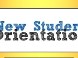 Adult Education Orientation 1pm Wed