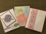 Create Floral Greeting Cards
