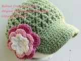 Crochet Yourself a Beautiful Brimmed Hat