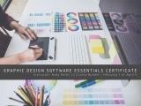 Graphic Design Software Essentials Certificate: 3 Course Bundle