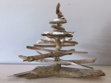 Recycled Driftwood Tree