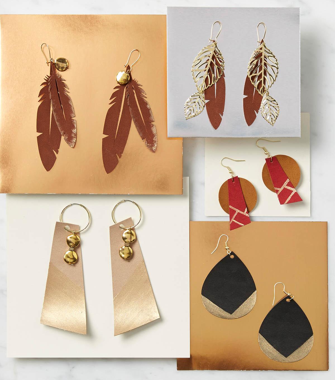Learn to Make Earrings! March W19