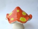 Garden Mushrooms Decorating and Design