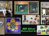 ART Alive! Homeschool Art - Mondays
